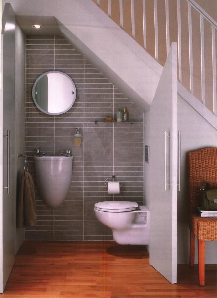2013 168 for Diseno de banos pequenos debajo de escaleras