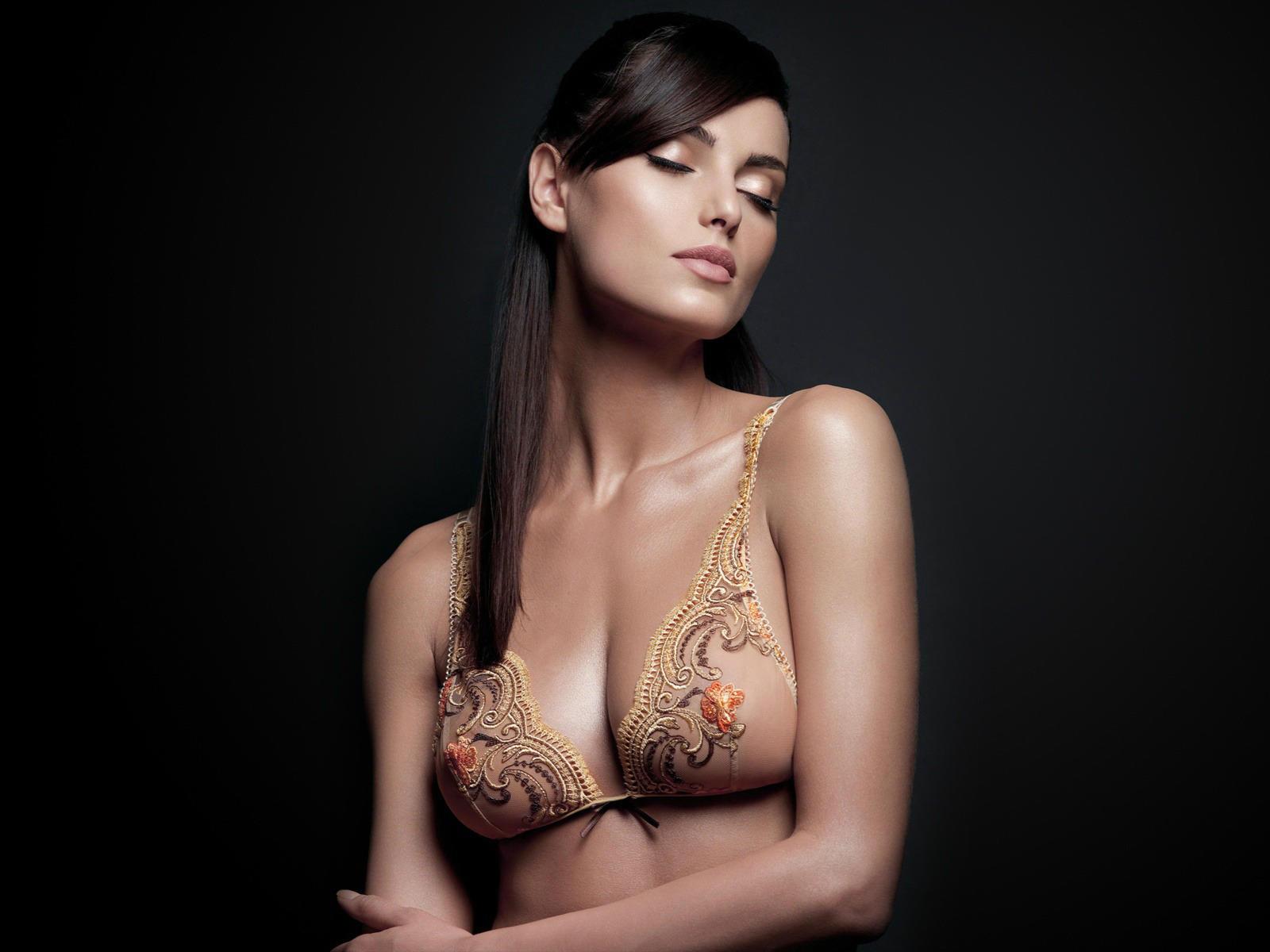 性感火辣的西方时尚内衣美女高清电脑壁纸第一辑