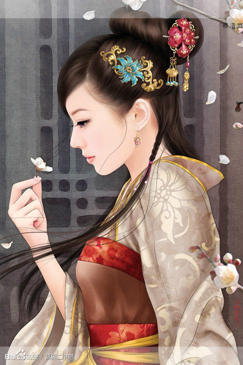 古代美女美男 30张