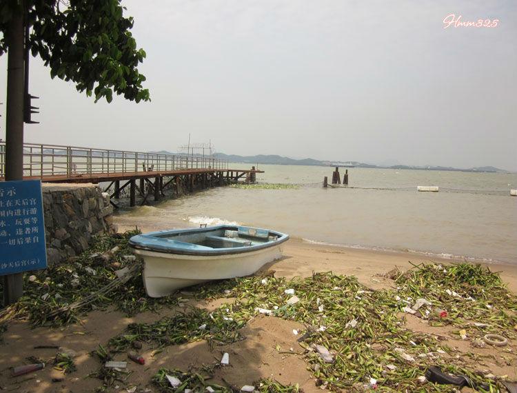美丽珠江—广州南沙天后宫   朱家尖南沙- 海滩 图片-舟山高清图片