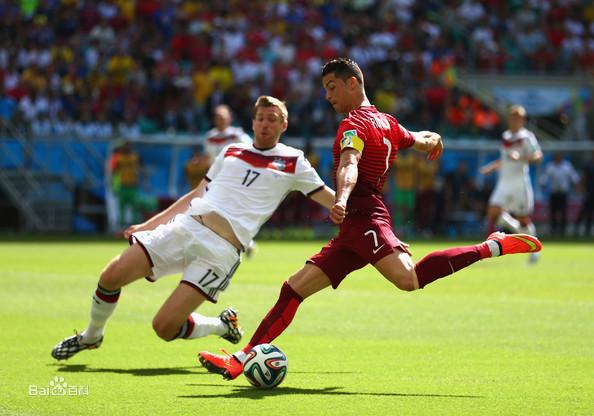 C罗2014年巴西世界杯