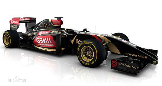 路特斯F1车队新车E22