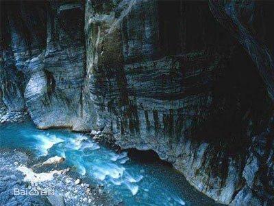 太鲁阁峡谷