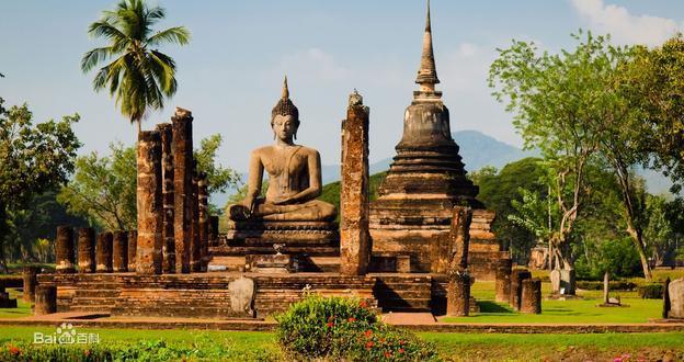 泰国人文景观