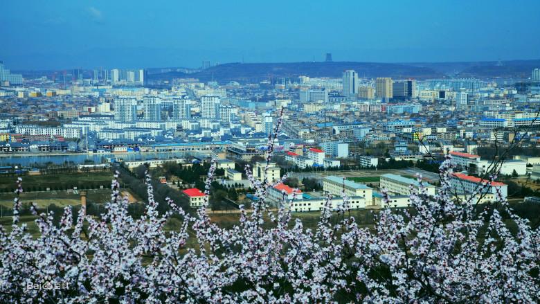 固原城市美景