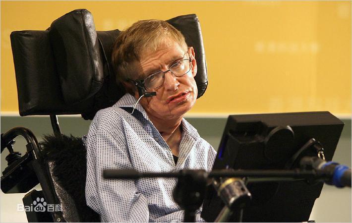 斯蒂芬·威廉·霍金图片_百度百科 Stephen Hawking