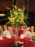 中餐宴会台面插花