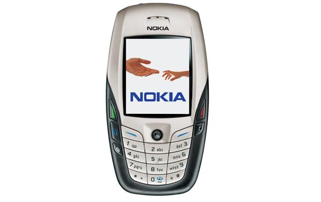 诺基亚 6600,是一部彩色屏幕手机.上市时间2003年10月,目前已下架.图片
