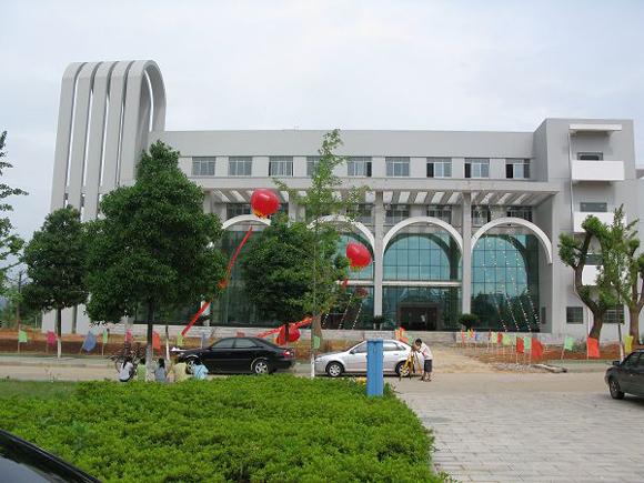 江西农业大学图书馆图片