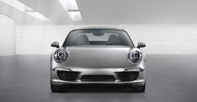 2013款保时捷 911 carrera高清图片