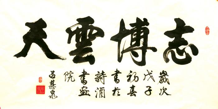 2014锦州田鹏书法龙宽九段田鹏 演员田鹏 图片