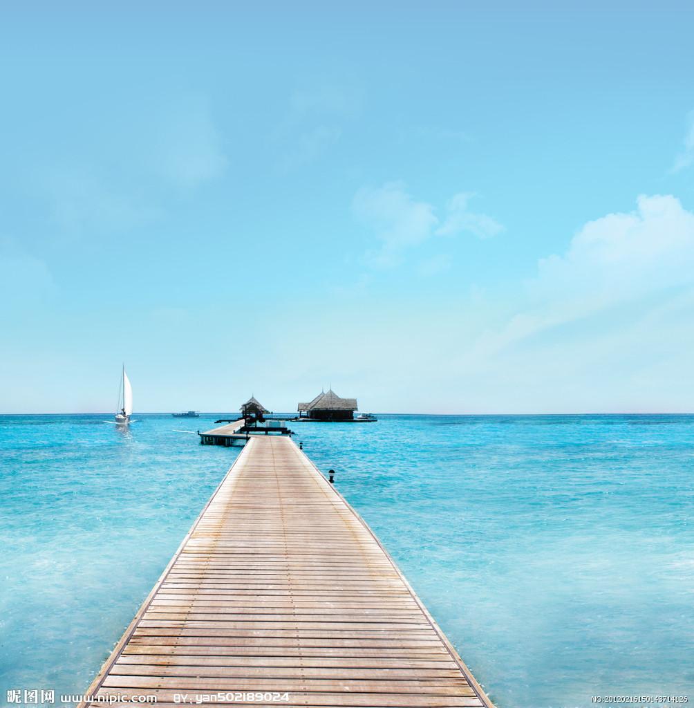 海景照片图片