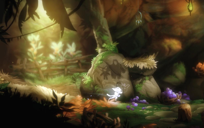 《奥里与迷失森林》是由moon studios gmbh研发的一款动作游戏,于2015图片