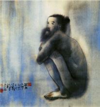 庄子 美国当代中国艺术展_张志中1986年作品