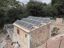 太阳能污水厂