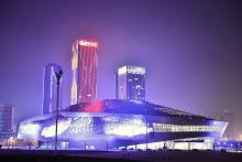 大连东港商务区国际会议中心