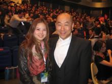 杨子奇老师与明星合影5