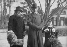 威廉二世在荷兰的生活