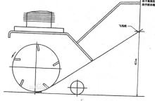 滚筒式割草机原理图