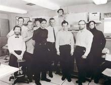 互联网之父和他的团队