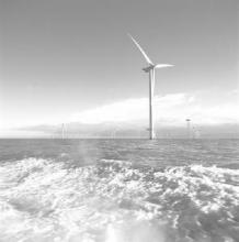 海上风能的开发