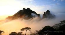 三清山美丽风景图片