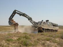 装甲工程车