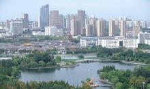 淮安市主城区