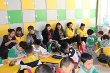 解放大路小学双语幼儿园