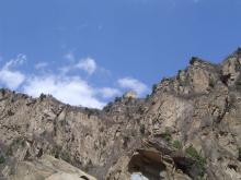 云蒙峡风景区