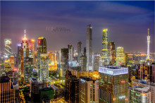 摩天之城-广州