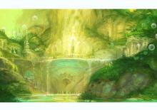 《森林战士》概念创作图