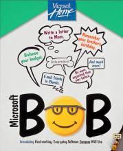 Microsoft Bob产品包装