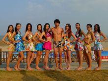 2011海西十佳泳装模特大赛花絮