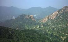 九山顶景区自然风光(2)