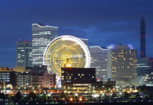横滨核心区