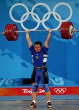 举重运动员