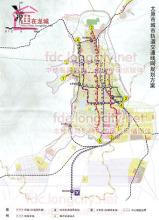 太原市轨道交通规划