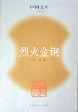 小说《烈火金刚》封面