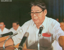 饶斌老院长,中国汽车工业之父