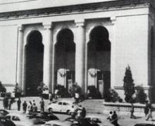 中共八大会址――北京政协礼堂