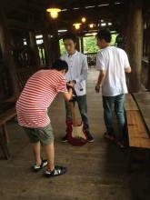 主题曲MV拍摄