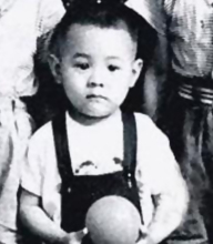 李连杰小时候