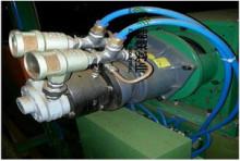 减速气动马达应用4