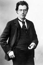 创作《第一交响曲》时的马勒
