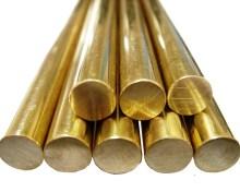 黄铜棒图片