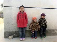 所德小学的孩子们