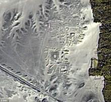 卫星技术揭示了多座仍然埋于地下的金字塔