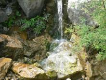 云蒙峡风景区美丽景色