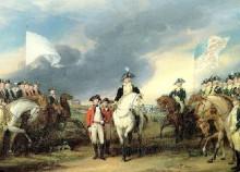 乔治·华盛顿和美国独立战争